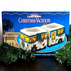 National Lampoon's Christmas Vacation RV Mug Set